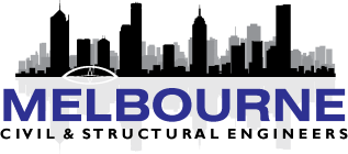 Melbourne Civil & Structural Engineers - Logo